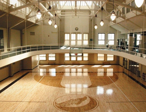 John R. Wooden Award Court